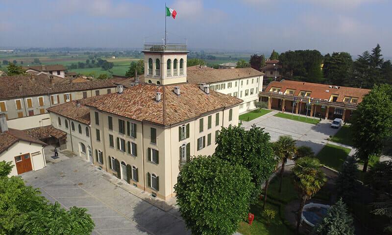 Centro Congressi Villa Lomellini Mod 2
