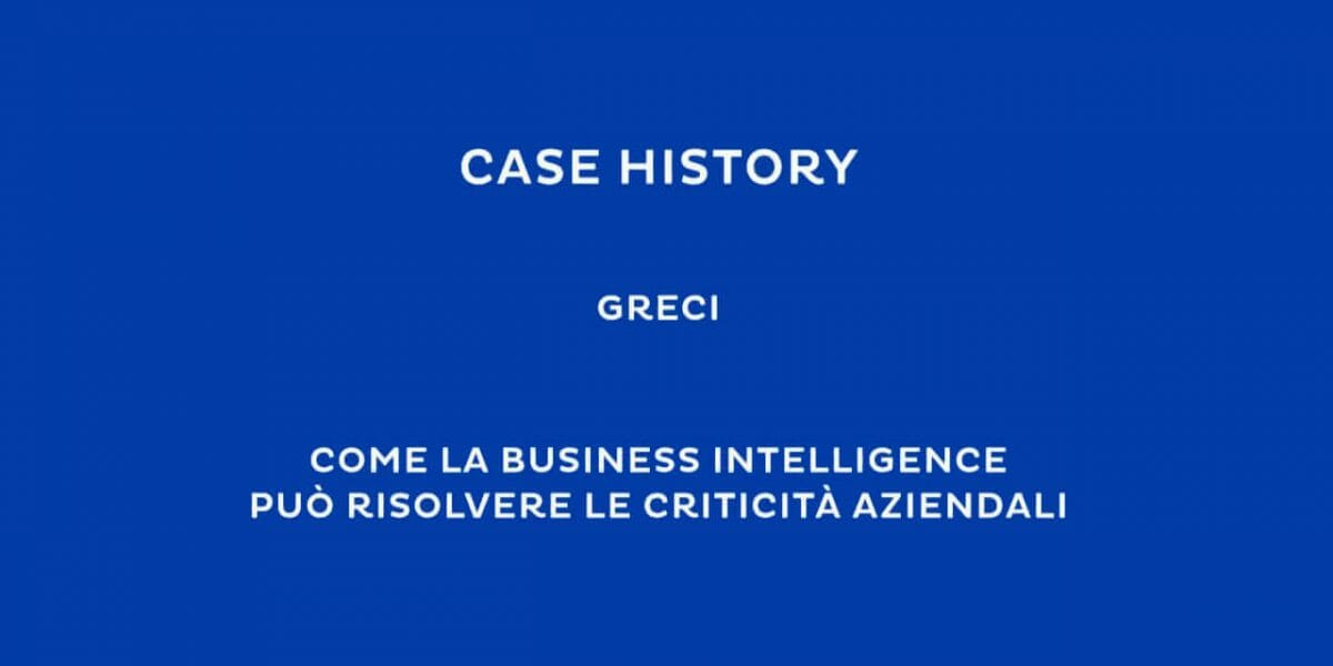 greci case study business intelligence