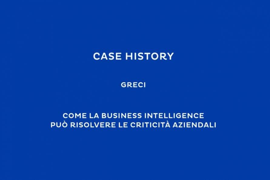 greci case study business intelligence