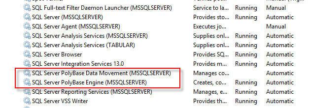 Polybase In Sql Server 2016 Ctp2 01