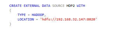 Polybase In Sql Server 2016 Ctp2 05